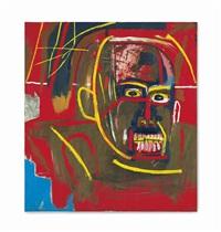 pre-agrav by jean-michel basquiat