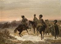 kavalleristen by wilhelm emele