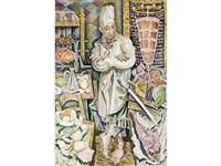 high priest by nicolas ghika
