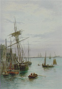 the quay by frederick miller