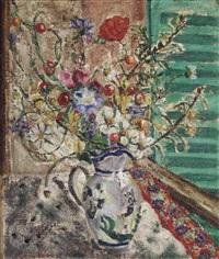 flowers by léon de smet