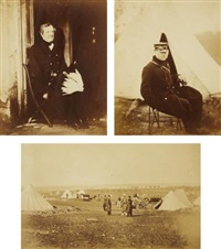 selected images (14 works) by roger fenton