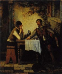 all'osteria by william-louis angus