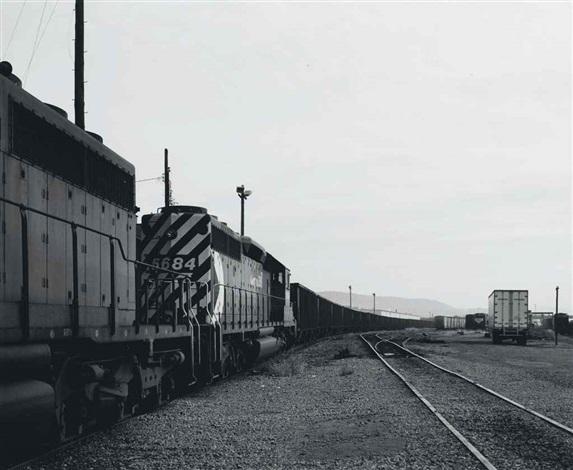 mtpl 1 dh unit coal train binghamton ny by james welling