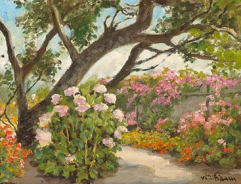 garden path by william adam