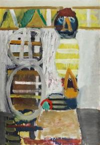 kompozycja abstrakcyjna by artur nacht-samborski