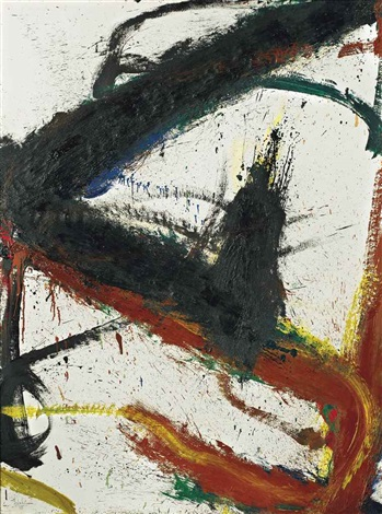 bear trap by norman bluhm