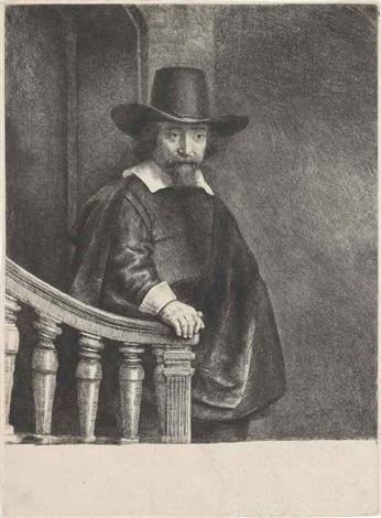 ephraim bonus jewish physician by rembrandt van rijn