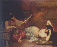femmes au harem by severo rodriguez etchart