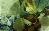 concierto azul by alvar