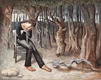 figurative composition by sinem kaya