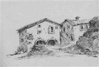 venetian farmhouses by conte bernardino corniani