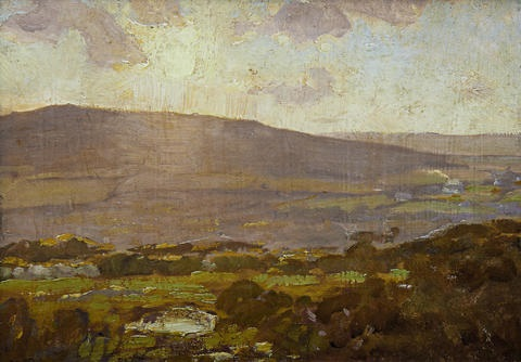 trink hill by charles walter simpson