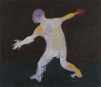dancing figure by noel jack counihan