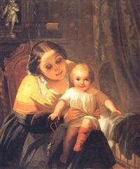 orgoglio della mamma by jan van lit