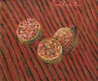 pomegranates by constantin pacea
