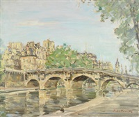pont neuf by jules lellouche