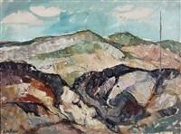 paesaggio della scozia by bruno milano