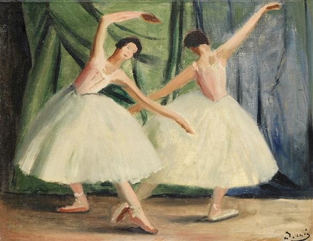 deux danseuses by andré derain