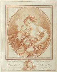 érigone et l'amour by gilles-antoine demarteau