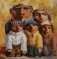 family by houmam al sayed