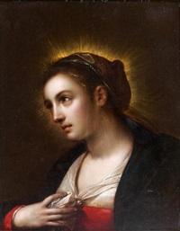 la vierge marie by gortzius geldorp