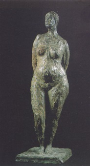 truus trompert nude by willem jacobs