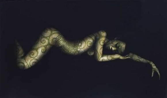 femme tatouée by marco guerra and yasmina alaoui