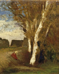 worpswede by hans am ende