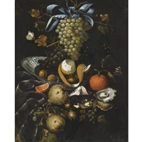 a still life by martinus nellius
