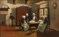 the sewing class by david adolf constant artz