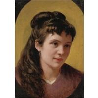 giovane donna by vito d' ancona