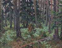 foresta by anatoli dmitriewitsch kaigorodoff