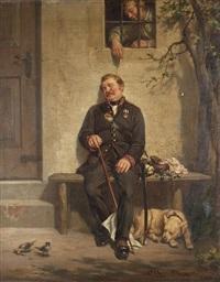 galgenhumor by carl johann arnold