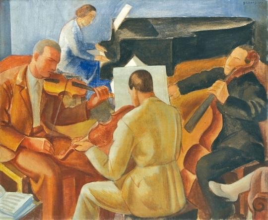 chamber music by jenö gábor