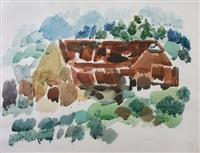 bauernhof by gustav hessing