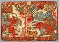 paithan folk painting of the ramayana by anonymous-indian (19)