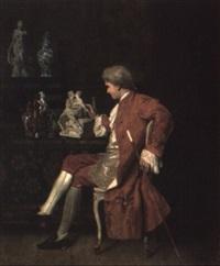 el coleccionista by cristobal de antonio