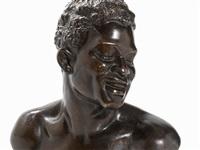 Bust of an African, 1890