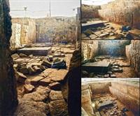pu-nan historical remains by tu weicheng