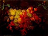 guirlande de fruits by harmen loeding