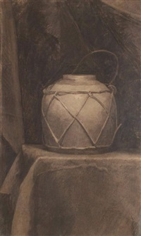 ginger jar by ellen day hale