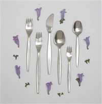 focus flatware (set of 54) by folke arstrom