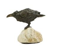 crow by petr holecek