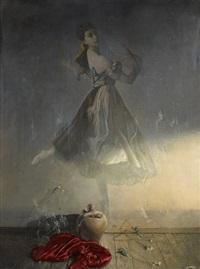 la danseuse by alain senez