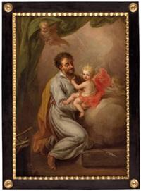 der hl. josef mit dem jesuskind by austrian school-tyrolean (18)