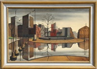 city view by mabel scott