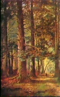 pirschgang im hochwald by john nesbitt
