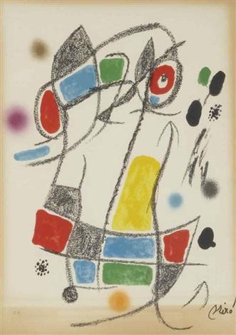 miró scultore maravillas con variaciones acrósticas en el jardín de miró 2 works by joan miró