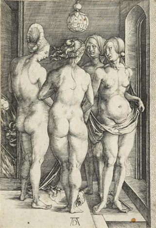 four naked women by albrecht dürer